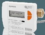 Kompakt-Wärmezähler Q heat 5